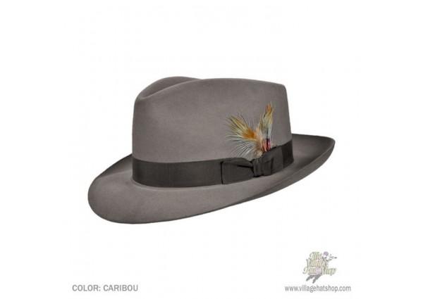 Chatham Fur Felt Fedora Hat. ‹ › 760abd0f512