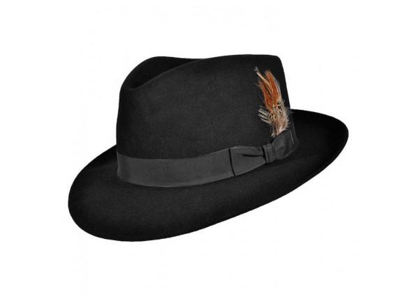 Chatham Fur Felt Fedora Hat. ‹ › 7d0b6921b29