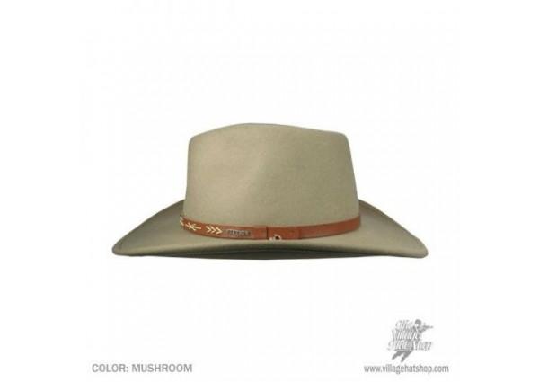Santa Fe Wool Felt Western Hat. ‹ › 8621de2c5b0