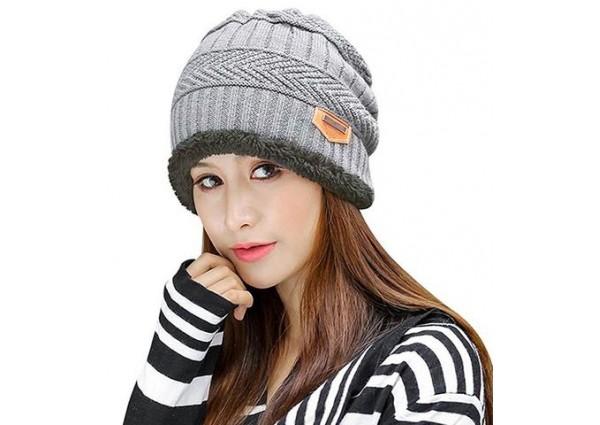 02a9b31c9746b Womens Slouchy Beanie Winter Hat Knit Warm Snow Ski Skull Cap ...